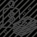 asset, cash, finance, financial, money icon