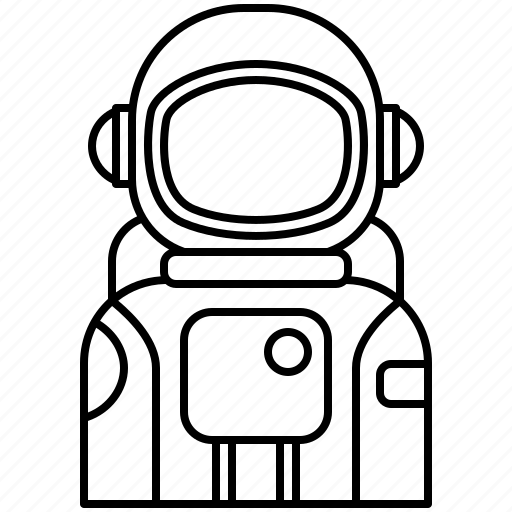 Astronaut, cosmonaut, costume, protection, space icon - Download on Iconfinder