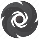 blackhole, hole, interstellar, space, spiral, universe