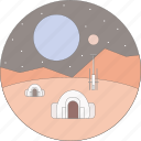 astronomy, cosmos, space, star wars, tatooine, universe icon