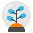 conservation, innovation, nature, plant, tree icon