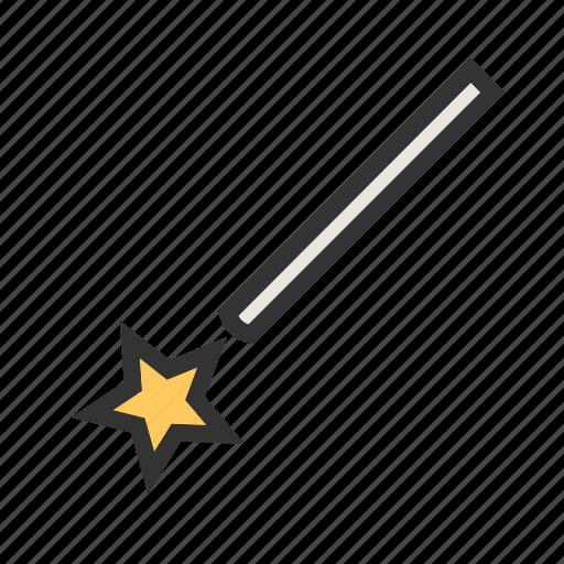 falling, light, night, sky, space, star, stars icon