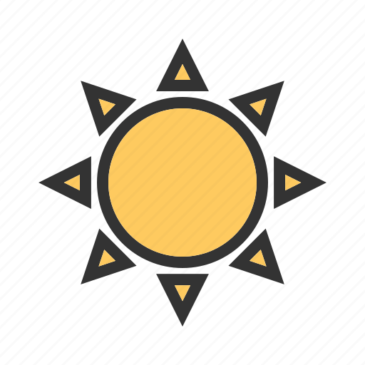 global, heat, hot, nature, solar, sun, sunlight icon