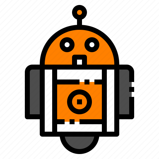 android, automation, droid, robo, robot icon