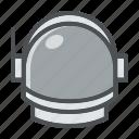 astronaut, astronomy, helmet, space icon