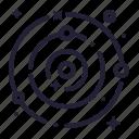 astronomy, galaxy, orbit, space icon