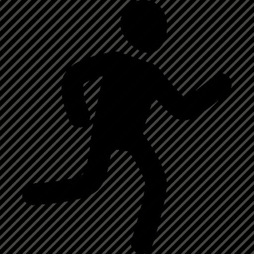 athlete, exercise, run, sport, walk, workout icon