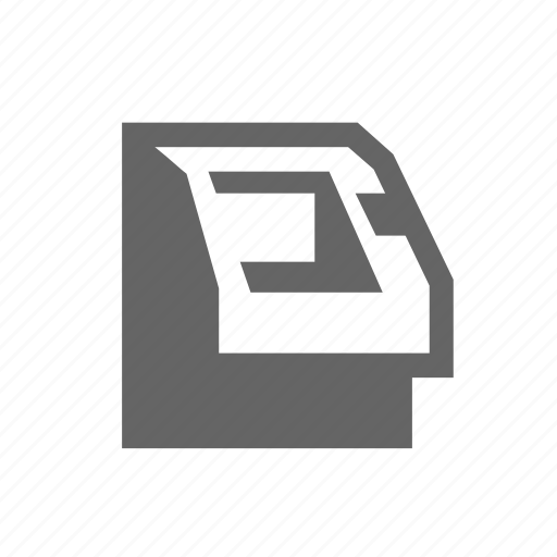 atm, card, cash, credit, machine, money, receipt icon