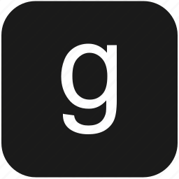eng, english, g, keyboard, latin, letter, lowcase icon