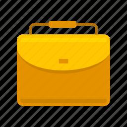 bag, briefcase, files, suitcase icon