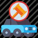 car, auction, vehicle