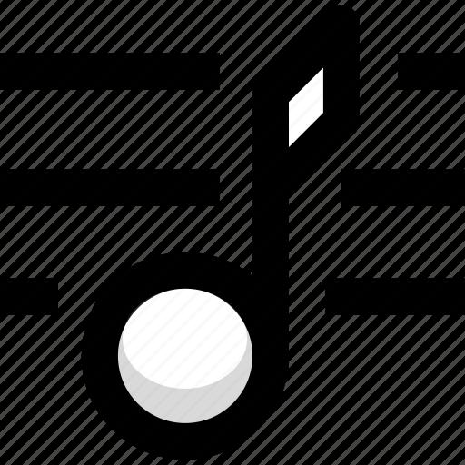media, multimedia, music, music list icon