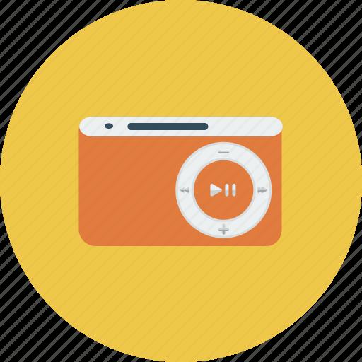 ipod, ipod shuffle, mp3, mp3 player, music icon