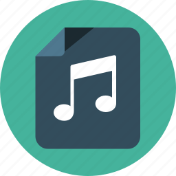 file, mp3, music, music file, song icon