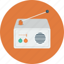 music, radio, sound, transmission icon