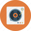 music, vinyl, vinyl player, vinylrecord icon