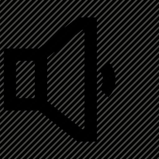 Audio, low, media, multimedia, music, sound, volume icon - Download on Iconfinder