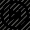 audio, forward, media, multimedia, next, pointer, sound icon