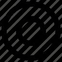audio, circle, media, multimedia, record, recording, sound