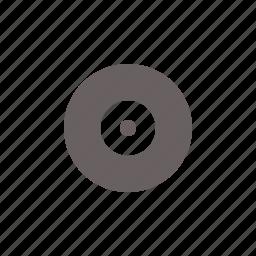 album, audio, media, music, record, sound, vinyl icon