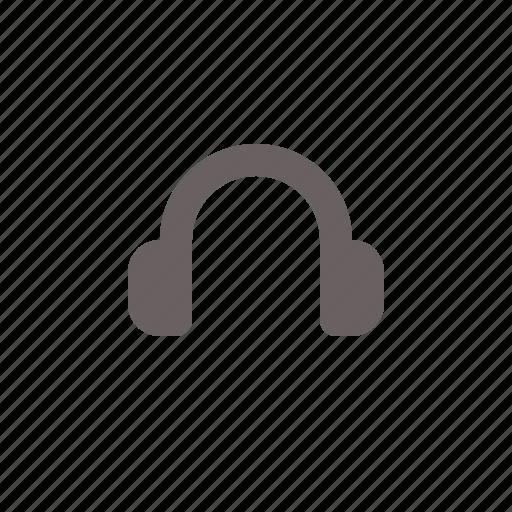 audio, headphones icon
