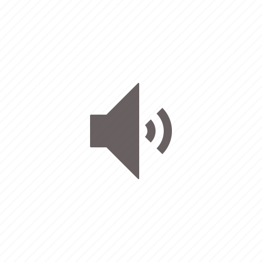 audio, medium, music, sound, speaker, volume icon
