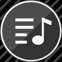 setup, audio, music, line, option