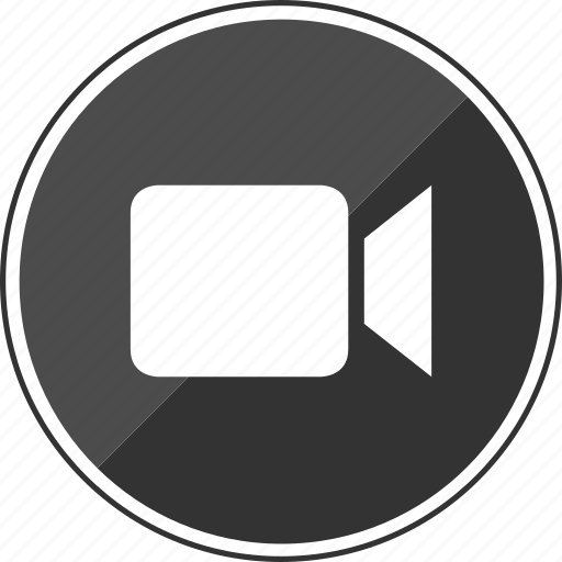 camcorder, media, record, rich, video icon