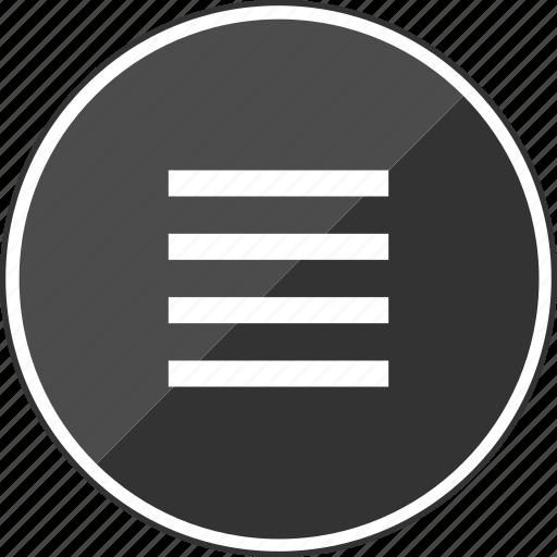 audio, menu, music, option, setup icon
