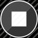 audio, delete, denied, music, stop icon