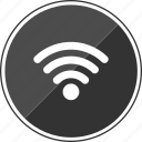 audio, bluetooth, music, stream, wifi icon