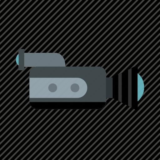 camcorder, camera, cassette, record, recorder, tape, video icon