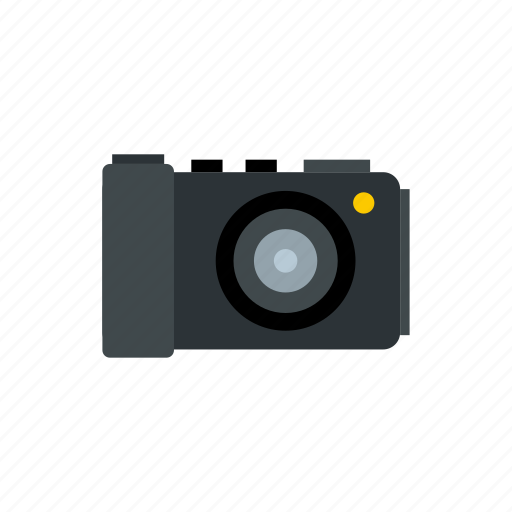 camera, digital, equipment, lens, photo, photography, technology icon