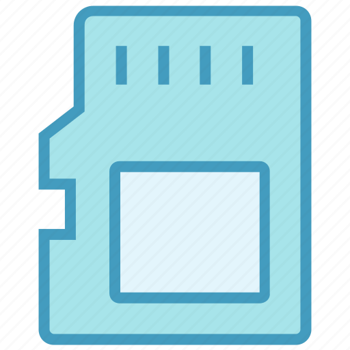 card, media, memory card, multimedia, storage icon