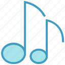 multimedia, music, music note, note, song, sound