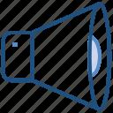 multimedia, music, music sound, speaker, volume icon