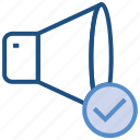 access, multimedia, music, music sound, speaker, volume icon