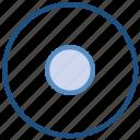 audio control, media button, media control, record, record button icon