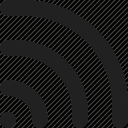 wi-fi, wireless icon