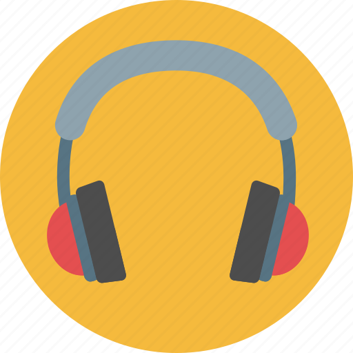 audio, earphones, headphones, headset, music, sound icon