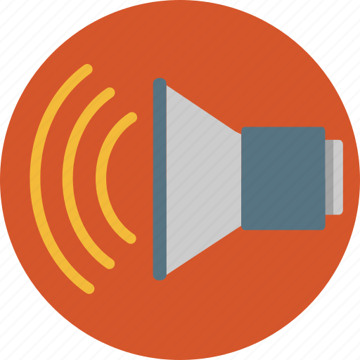 audio, call, megaphone, shout, sound icon
