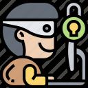 cybersecurity, hacker, cybercrime, criminal, threat
