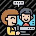 telepresence, video, conference, online, communication