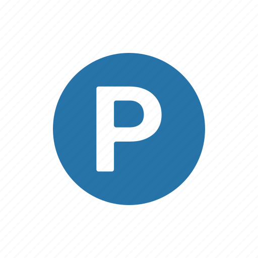 car, parking, parking lot icon