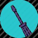 auto mechanic, repair tool, screw, screwdriver, screwdriver icon, tool icon