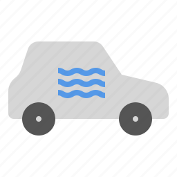 air, car, condition, flow, system icon