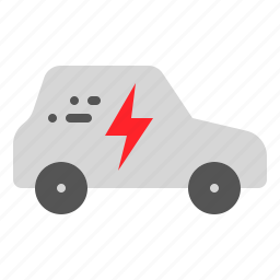 car, drive, eco, electricity, energy, power icon