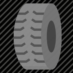 car, pressure, resistance, spare, tire, tyre, wheel icon
