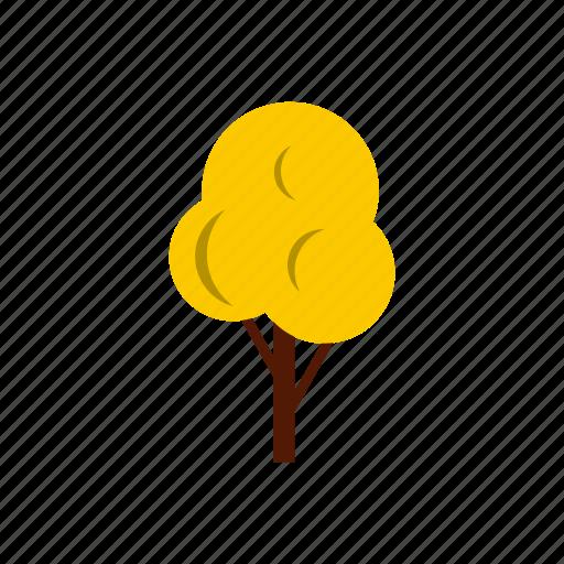 autumn, fall, leaf, nature, orange, season, tree icon