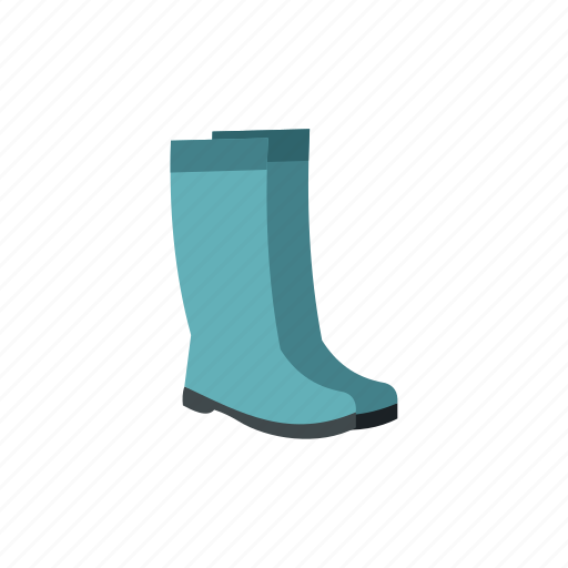 boots, fashion, protection, rubber, shoe, waterproof, weather icon